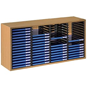 Hama cd box st 60 beech computers - Meuble rangement blu ray ...