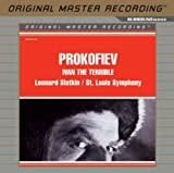Prokofiev - Ivan the Terrible [Mobile Fidelity][24 KT Gold Hybrid SACD]