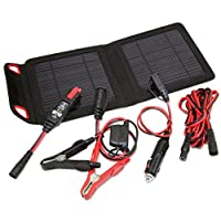 NOCO XGrid 4W Portable Solar Panel and A...