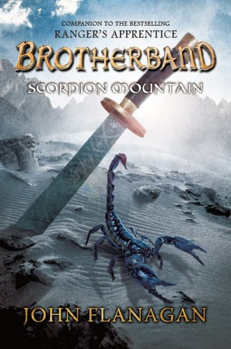 Brotherband: Scorpion Mountain: Book Five (Brotherband 5)