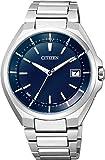 [シチズン]CITIZEN 腕時計 ATTESA アテッサ エコ・ドライブ電波時計 日中米欧電波受信 CB3010-57L メンズ