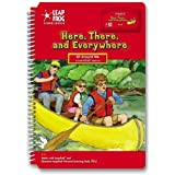 Leap Frog All Around Me Storybooks Here, There, And Everywhere Travel Level 2