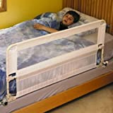 Regalo Hide Away Bed Rail - White