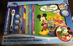 Libro Puntero Magico Disney: Disney: Amazon.es: Juguetes y