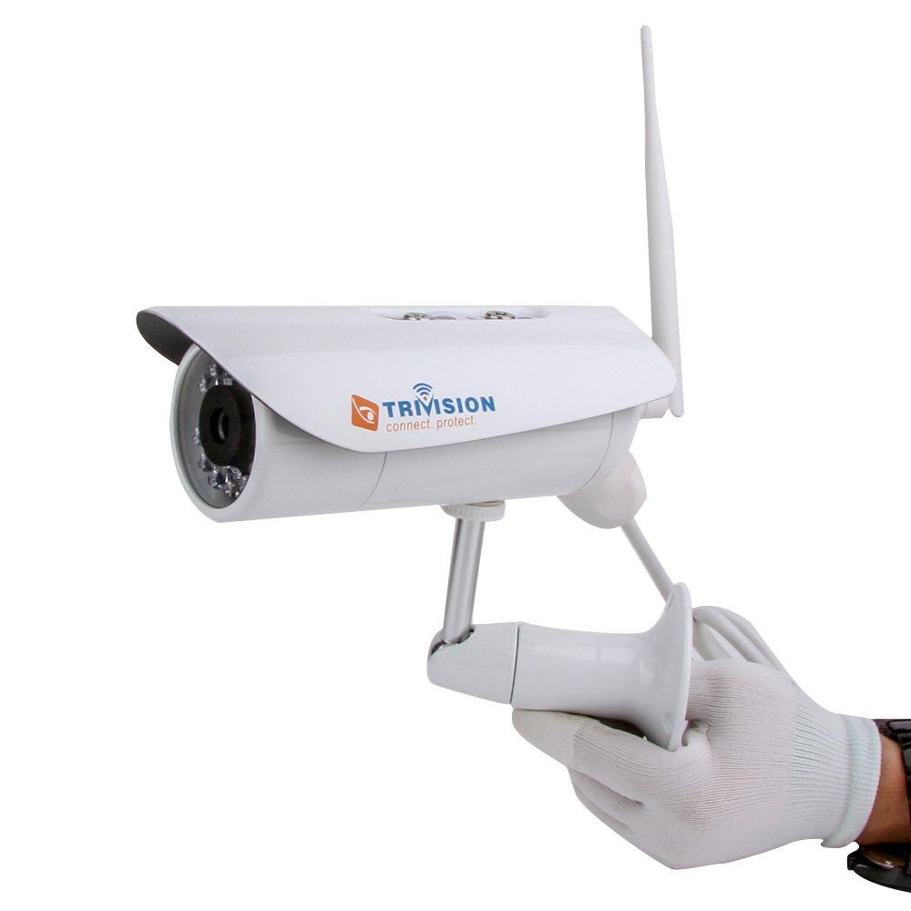 TriVision H.264,Full HD 1080P, PoE Ethernet-Kabel