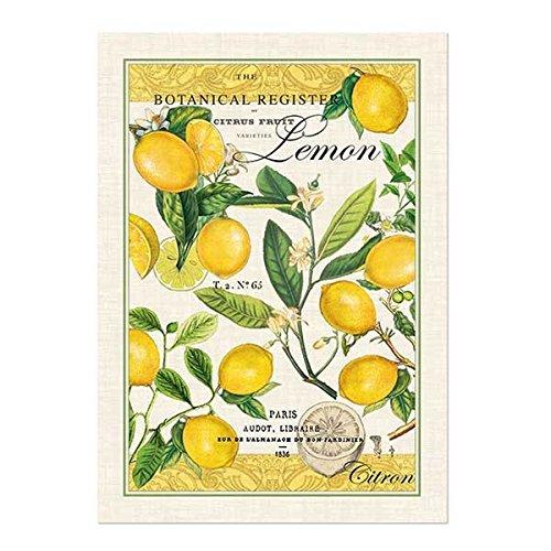 Design Works Lemon Basil Dish Towel