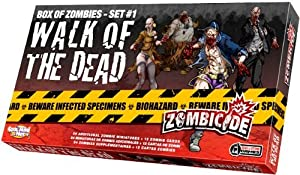 Extension Zombicide Set#1 : Walk of the dead
