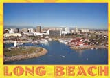 Modern Picture Postcards - (USA - CA - Long Beach) Rainbow Harbor Long Beach Modern Picture Postcard (T-916)