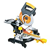 RAGE3-S 210mm Multipurpose Sliding Mitre Saw - 110V