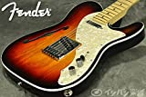 【アウトレット】Fender USA / American Deluxe Telecaster Thinline 3-Color Sunburst