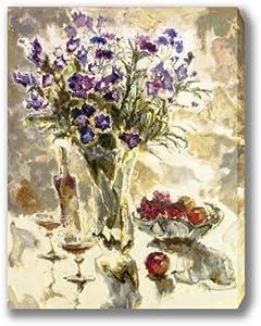 Still Life In Lavender
