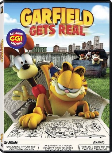 Garfield Gets Real / ��������� ������� (2007)