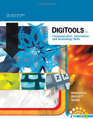 DigiTools: Communication, Information, and Technology...