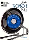 img - for Music Minus One Trombone: Easy Trombone Solos Vol.I book / textbook / text book