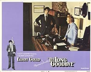 The Long Goodbye Movie Poster (11 x 14 Inches - 28cm x 36cm) (1973) Style G -(Elliott Gould)(Nina Van Pallandt)(Sterling Hayden)(Henry Gibson)(Mark Rydell)(David Arkin)