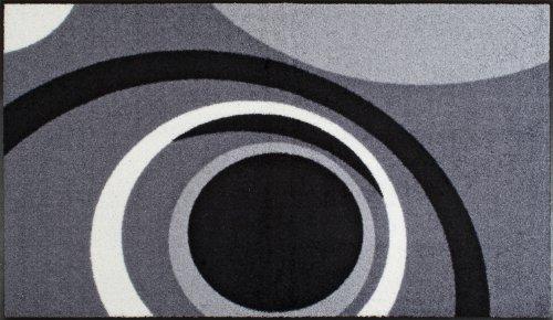 Fußmatte Energy grey 75×120 cm