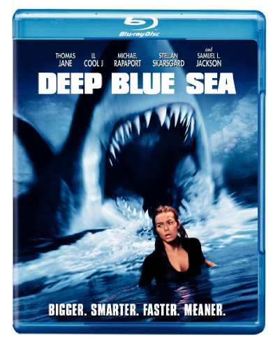 Deep Blue Sea 1999 HD Movie Watch Online | Thomas Jane, Saffron Burrows