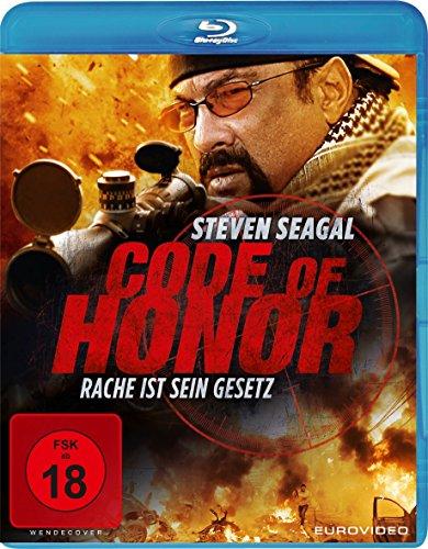 Code of Honor [Blu-ray]