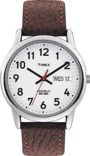 how to change the date on a timex watch