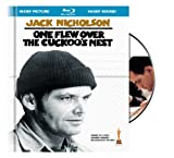 Cover art for  One Flew Over the Cuckoo&#039;s Nest (Blu-ray Book Packaging)