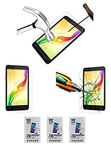 Acm Pack Of 3 Tempered Glass Screenguard For Coolpad Dazen 1 Mobile Screen Guard Scratch Protector