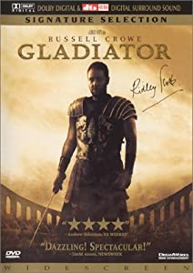 Cover of &quot;Gladiator (Widescreen Edition)&amp;...