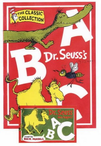 Dr Seuss's ABC (book and cassette) PDF