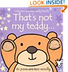 That's Not My Teddy (Usborne Touchy F...