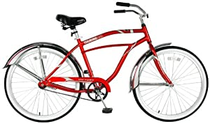 Victory Touring One Men's Cruiser Bike (26-Inch Wheels)