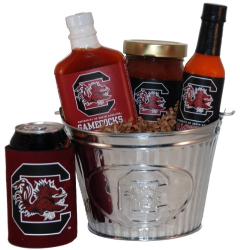 University of South Carolina Tailgate Grilling