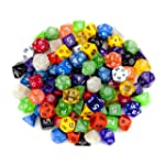 100+ Pack of Random Polyhedral Dice i...