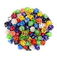 Wiz Dice Random Polyhedral Dice in Mu…
