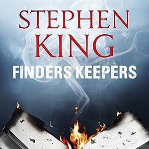 Finders Keepers Audiobook