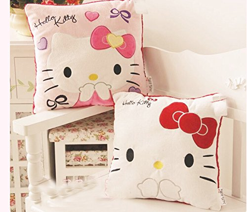 Hello-Kitty-Face-Square-14x14-Cushion-Pillow