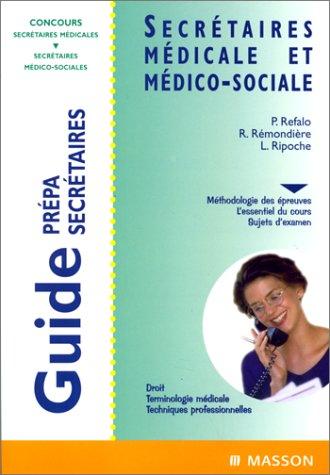 livre gt guide des concours secr 233 taire m 233 dicale et secr 233 taire m 233 dico sociale