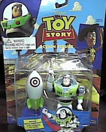 Toy Story - Boxer Buzz Lightyear by Thinkway