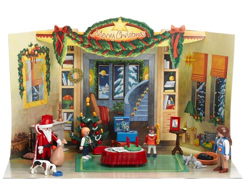 playmobil weihnachten adventskalender nikolausabend 4150. Black Bedroom Furniture Sets. Home Design Ideas