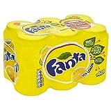 Fanta Icy Lemon (6x330ml)
