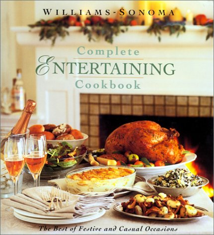 Complete Entertaining Cookbook, JOYCE ESERSKY GOLDSTEIN, CHUCK WILLIAMS