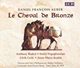 Cover of Auber: Le Cheval De Bronze