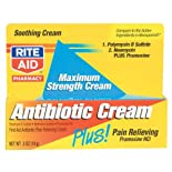 Rite Aid Antibiotic Cream, 0.5 oz