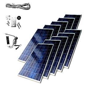 Sunforce 39191 123-Watt High-Efficiency Polycrystalline <a href=