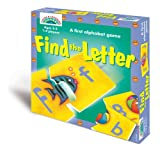 Find the Letter: A First Alphabet Game (First Games)