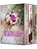 Colorado Billionaires Boxed Set (The Wedding Wager, The Wedding Hope, The Wedding Venture)
