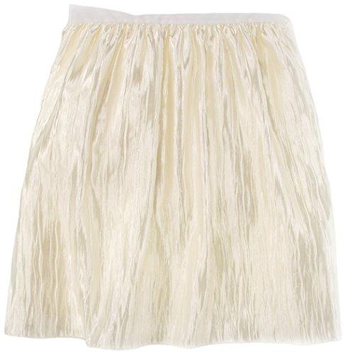 Sweet Potato Lil' Princess Crib Skirt, Cream/Ivory