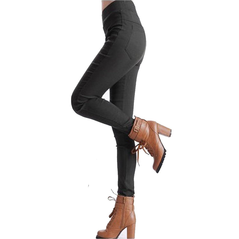 pantalon jeans femme taille haute images. Black Bedroom Furniture Sets. Home Design Ideas