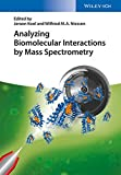 img - for Analyzing Biomolecular Interactions by Mass Spectrometry book / textbook / text book