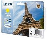 Epson C13T70244010 - T7024 - XL size - yellow - original - blister - ink cartridge - for WorkForce Pro WP-4015, WP-4025, WP-4095, WP-4515, WP-4525, WP-4535, WP-4545, WP-4595