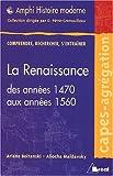 echange, troc Aliocha Maldavsky, Ariane Boltanski - Le Renaisance des années 1470 aux années 1560 (envisagée dans toutes ses dimensions)