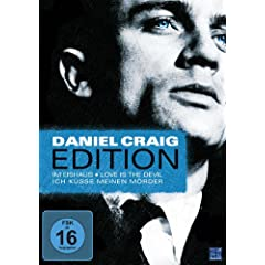 Daniel Craig Edition [DVD] für nur 6 € bei amazon !